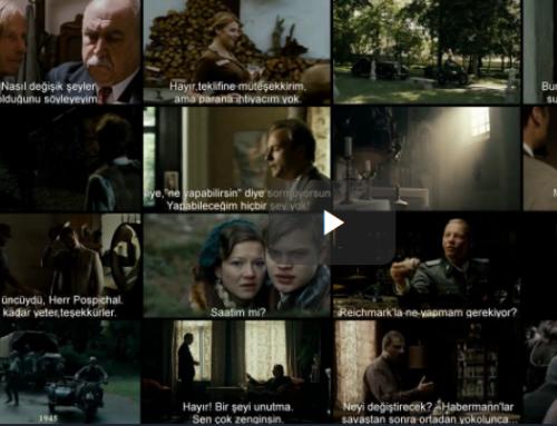 České filmy s tureckými titulky