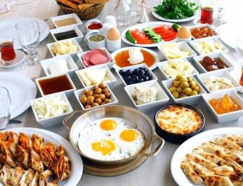 Závislost číslo 1- Turecká snídaně