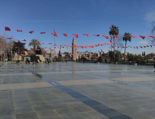 Video blog-Jak pro mě v Turecku všechno pozitivní?