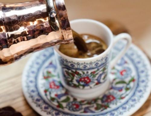 Video blog-Jak jsem vařila tureckou kávu
