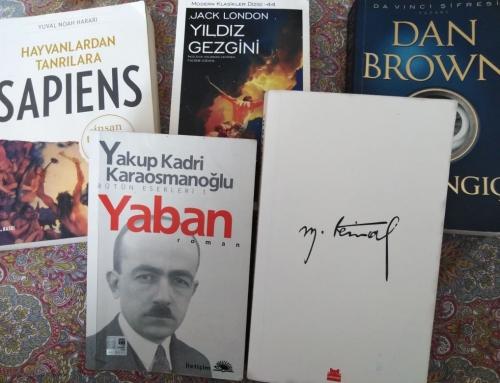 Čteme turecky:)