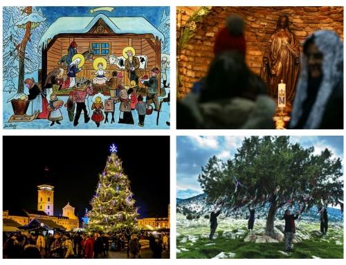 Ježíšek, Marie a stromeček aneb Česko-turecké Vánoce